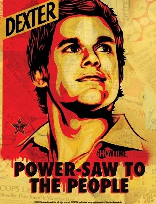 Dexter 3 сезон