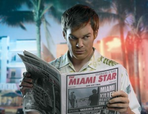Dexter 4 сезон