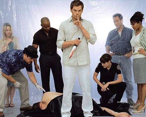 Dexter 1 сезон