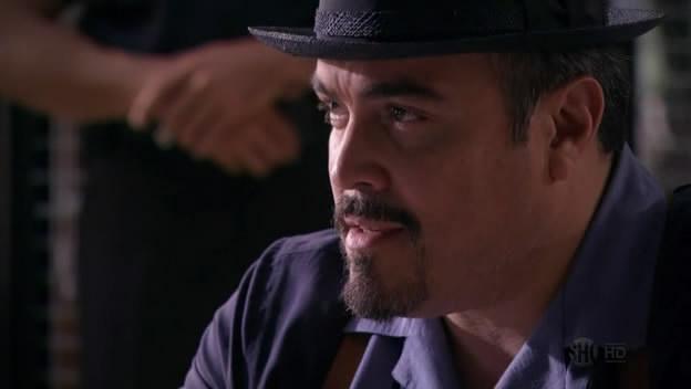 Анхель Батиста из сериала Dexter