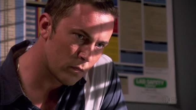 детектив Квин из сериала Dexter